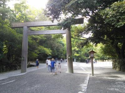 長野県に星を見に行くはずが、通行止めで、急遽紀伊半島一周ドライブに行き先変更した。