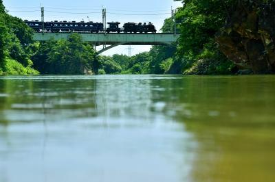 日光夏の花火HMに掲出された「SL大樹」と鬼怒川の涼を求めて訪れてみた
