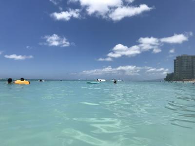ハワイの旅