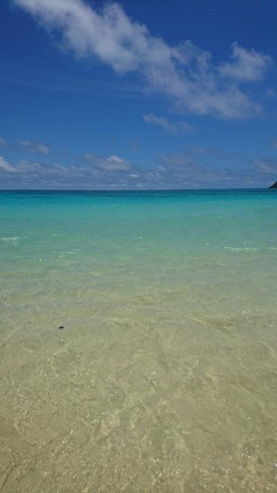 女子旅*ハワイpart2 3日目 ラニカイ・ビーチ
