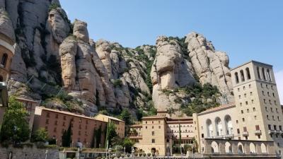スペイン・パラドール巡り&ドライブ満喫の旅①(1・2日目 バルセロナ、カルドナ)