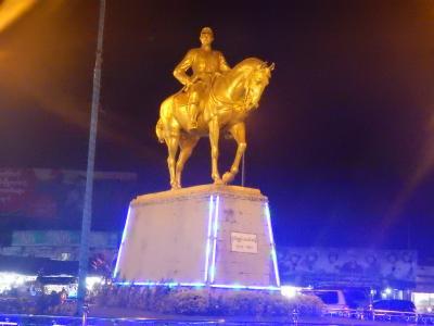 10月はタイ、ミャンマー、那覇へ  ピィ、ヤンゴン編