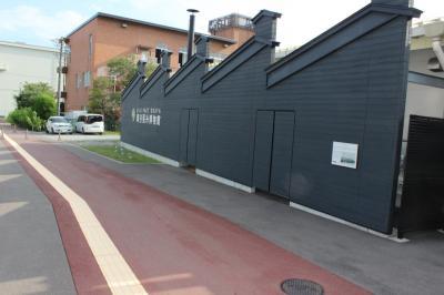 蚕糸博物館を求めて岡谷を歩く