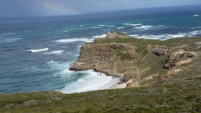 10日間の南部アフリカ4か国周遊感動体験 7日目前半 ケープ半島国立公園~喜望峰