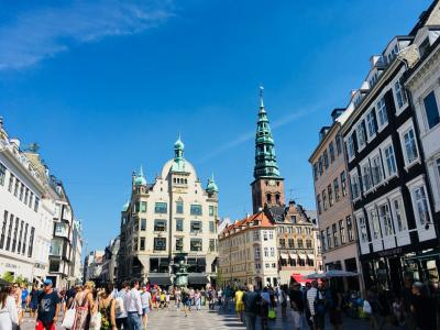 フィヨルドを求め北欧3ヵ国周遊旅 最終日