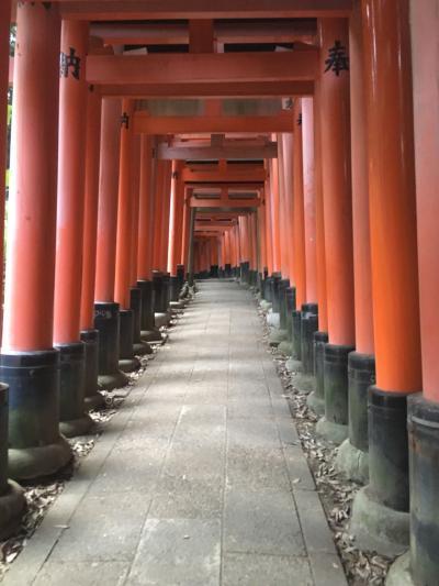 思いつきで京都2日間