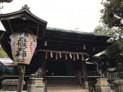 久々の、一人DEお出かけシリーズ。上野で神社仏閣巡り