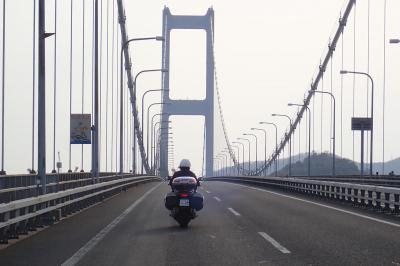 美保関灯台としまなみ海道・・・バイク人ラリー帳の旅