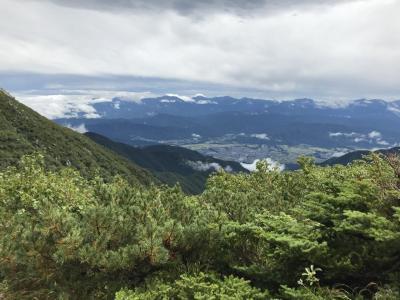 長野県の阿智村、千畳敷(せんじょうじき)カールなど(クラブツーリズムバスツアー)