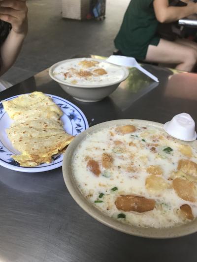 2018年台湾の旅 澳州女子と行く!食べ歩きと水金九 2