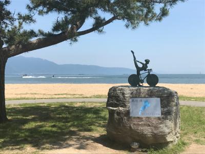 2018.6 滋賀 -2日目/琵琶湖・藤ヶ崎龍神・ラ コリーナ近江八幡-