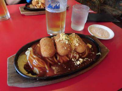 2018夏 18きっぷの旅2:横浜->大阪 やはり立ち寄ってしまう豊橋のスパゲッ亭チャオ