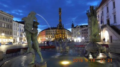 春のチェコとウィーンを巡る(チェコ編) 23 10日目② オロモウツ