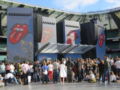 英国旅行記2018 ザ・ローリング・ストーンズ UKツアー最終日 Stones No Filter @ Twickenham