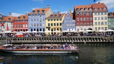 暑かった北欧3都市の旅_1~コペンハーゲン~