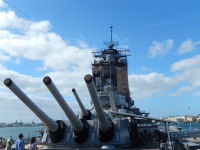 2018 Hawaiiの旅(3)戦艦ミズーリ