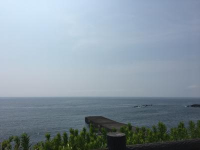 ジェット船で日帰り伊豆大島