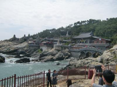 家族5人 釜山⇒ソウル 5日間の旅