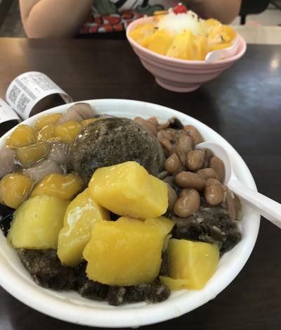 2018年台湾の旅 澳州女子と行く!食べ歩きと水金九 4