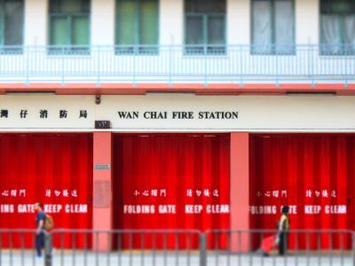 ぼんぼんぼんやり香港 =2= 2018年 5月
