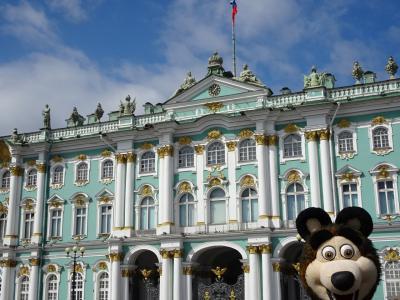 2018 ロシア2都市 夏旅 (1) サンクトペテルブルク