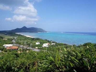 石垣島を拠点に三島巡りの旅