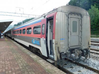 2018気になる列車を見に行こうin韓国!vol.3(「セマウル号」転用客車に乗って中央線・太白線編!)