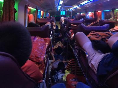 ベトナムを列車とバスで縦断してみた