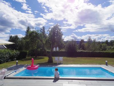 3・5歳児連れ夏のノルウェー帰省: 義両親宅滞在編