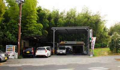 パンクタイヤのレスキューで京田辺へ!