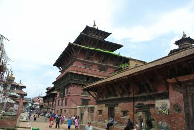 2018年8月ネパール・カトマンズ旅行(後編)