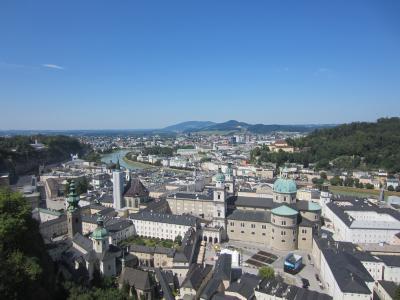 2018年8月 オーストリア ウィーン滞在記(ザルツブルグ 1day trip) 3日目