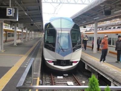 愛知・伊勢志摩の旅(6)あこがれの近鉄観光特急しまかぜに乗って志摩半島の賢島へ