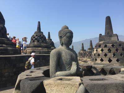 50歳からのアジア一人安旅(ジョグジャカルタ、インドネシア)
