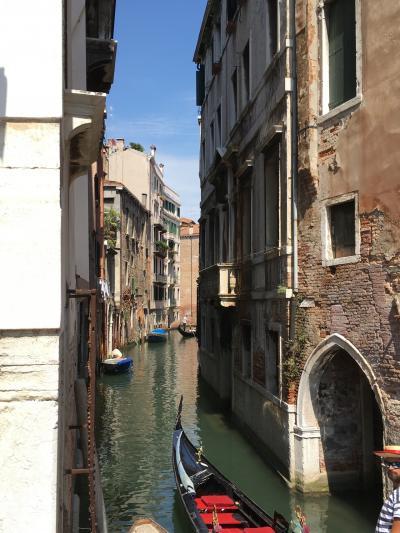 真夏のヨーロッパ 2500Km~ヴェネチア