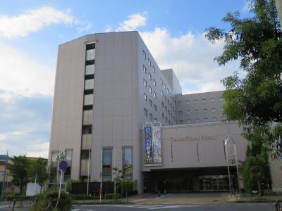 2018.8 奈良 THE KASHIHARA(橿原ロイヤルホテル)& 橿原神宮