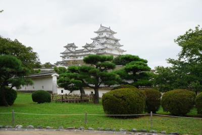 姫路城ー好古園 散策