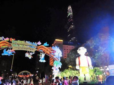 ベトナム料理と人形劇フェスティバル