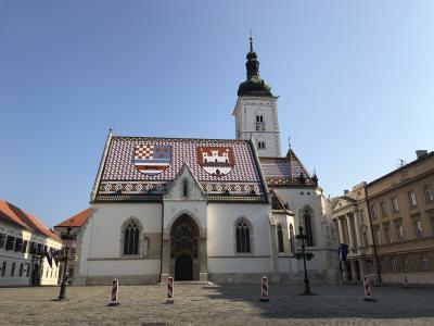 海外一人旅第16段はずっと行きたかったクロアチア(+スロベニア) - 観光1日目(ザグレブ編)