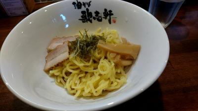 熱田神宮と大須観音の帰り道、黒川でラーメンを食べました
