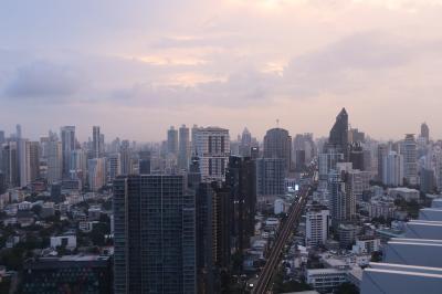 3回目のバンコク一人旅☆フルーツ頬張りサプライズに感激☆彡雨季のバンコクでの夏休み