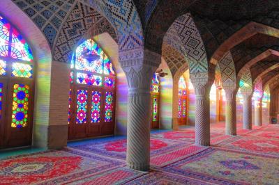 ◇絢爛たるペルシャの美、イラン女ひとり旅【3】~シラーズ後編~◇