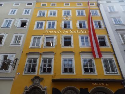 クリムト没後100年記念でオーストリア訪問(ザルツブルグ編)