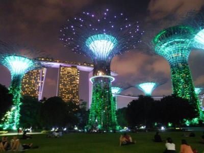 シンガポールの暑い夏! vol.1