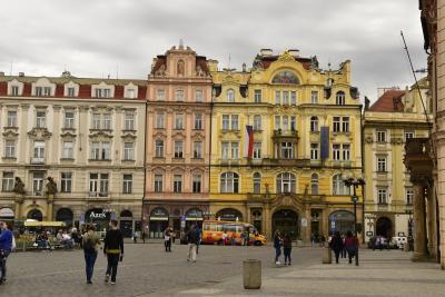 '18年 春  18日間欧州5ヶ国旅行 備忘録チェコ・プラハ編 VOL.3