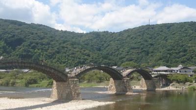 山口☆錦帯橋ひとり旅