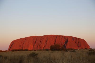 Palya Uluru & Hello Melbourne 2018 1,2日目 (成田~メルボルン~ウルル#1)