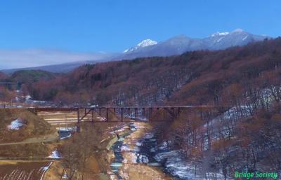 ◆勝沼~松本~木曽 中央本線沿線の鉄道遺産と松本城巡りの旅◆