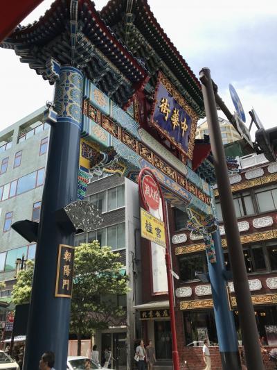 中華街ぶらり旅