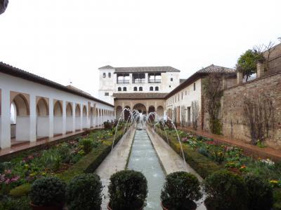⑦2018年スペイン周遊5日目~アルハンブラ宮殿見学とバレンシアでパエリア~